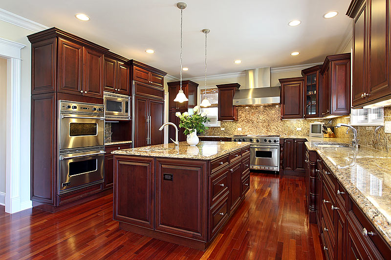 Delicieux Hardwood Flooring RiverCreek Builders Kitchen U0026 Bathroom Design Center